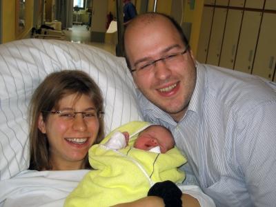 Sarah, Tanja und Carsten